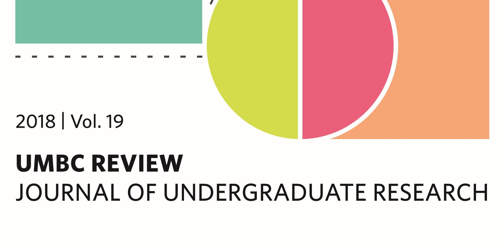 INDS Students Published in UMBC Review.